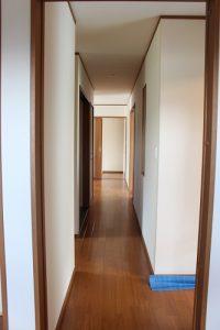 花岡邸 1階廊下