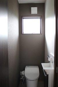 花岡邸 2階トイレ