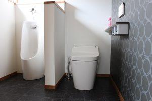 花岡邸 1階トイレ