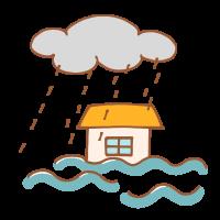 水害 画像